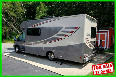 2017 Winnebago Fuse 23T 24' Class C Diesel Ford Chassis Slide Awning RI c549984