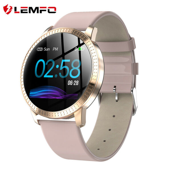 Lemfo CF18 smart watch Tension artérielle Rappel intelligent Montre Intelligente