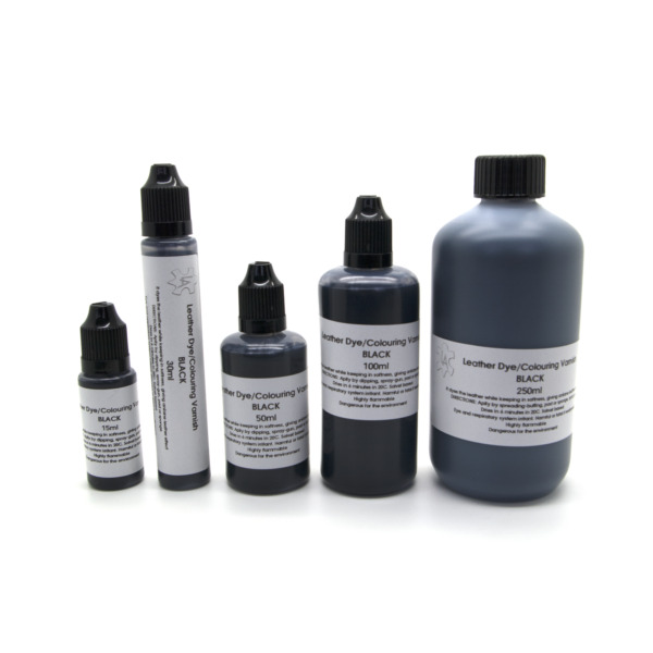 Leather Dye for Shoe Jacket Belt Repair Colouring Stain Paint Pigment Restore