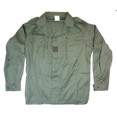 img-French army surplus Olive green F2 field jacket 48