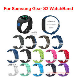 Replacement Sport Silicone Band Bracelet For Samsung Galaxy Gear S2 Watchband