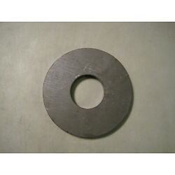 1/4'' Steel Plate, Disc Shaped, 7'' OD x 2.75'' ID, A36 Steel, Washer, Ring