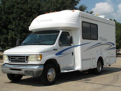 NO RESERVE!03 GULF STREAM B TOURING CRUISER, MODEL 5211, 22FT CLASS B RV, NICE!