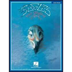 Eagles Their Greatest Hits Sheet Music Easy Piano Book NEW 000293339