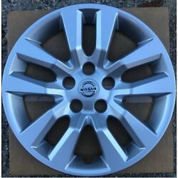 1 NEW 16'' Silver Hub cap Wheelcover that FIT 2007-2018 Nissan ALTIMA Wheel
