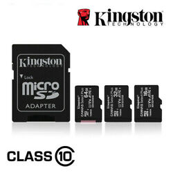 Kyпить Kingston Micro SD Memory Card 16GB 32GB 64GB 128GB TF Class 10 for Smartphones на еВаy.соm