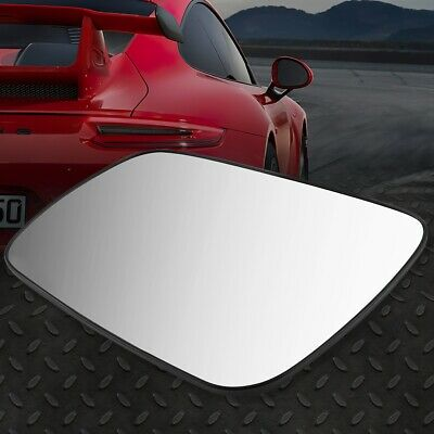 FOR 08-14 MITSUBISHI LANCER OE STYLE DRIVER LEFT DOOR MIRROR GLASS LENS 7632A635