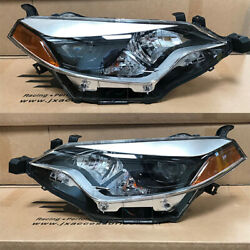 Kyпить Headlights Headlamp Replacement Assembly for 2014 2015 2016 Toyota Corolla  на еВаy.соm