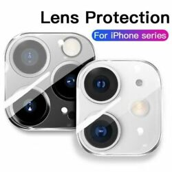 Kyпить For iPhone 12 11 Pro Max XR XS Tempered Glass Camera Lens Cover Screen Protector на еВаy.соm