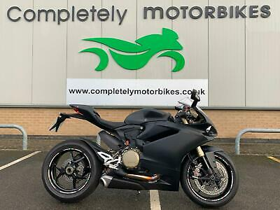 DUCATI 1299 PANIGALE ABS 2015 65 REG - ONE OWNER - BEAUTIFUL EXAMPLE!
