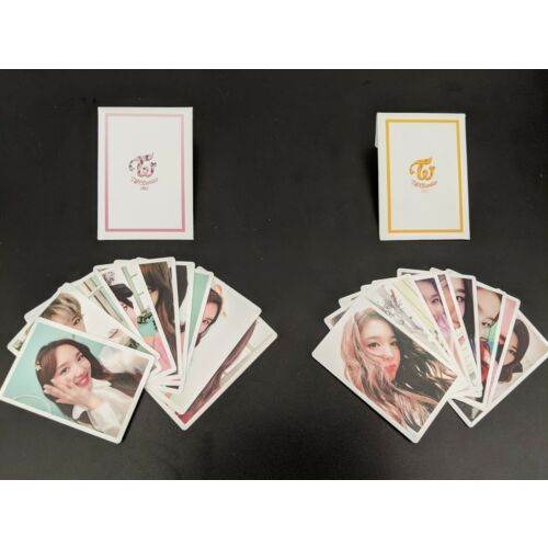 TWICE TwiceCoaster Lane 2 Pre-Order Photocard Set