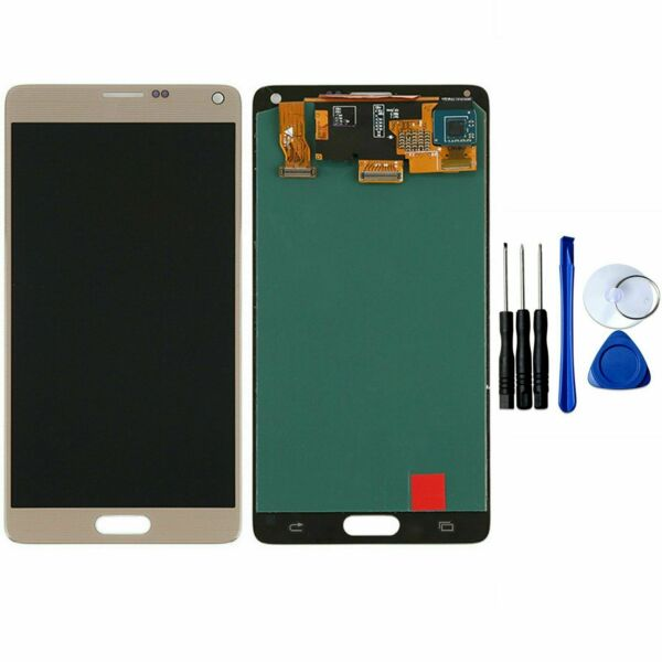 Display LCD Touch Screen Digitizer Assembly per Samsung Galaxy Note4 N910F N910A