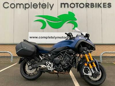YAMAHA NIKEN GT 2019 - ONE OWNER - ONLY 2217 MILES!
