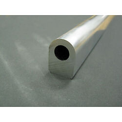 Raw Dash 6 Fuel Rail Extrusion Sold by the foot! RMR-019