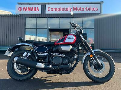 YAMAHA SCR950 -2020 REGISTERED - ONLY 5995 OTR