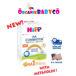 HiPP HA1 HYPOALLERGENIC Infant formula FROM Day 1 600g FREE SHIPPING!!