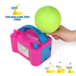 Kyпить Electric Balloon Inflator Air Pump Blower Balloon Arch, Balloon Column Stand на еВаy.соm