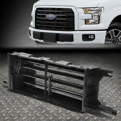 Kyпить FOR 15-17 FORD F-150 2.7L 3.5L FRONT LOWER RADIATOR GRILLE AIR CONTROL SHUTTER на еВаy.соm