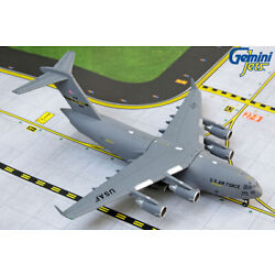 U.S. Air Force Boeing C-17A (Pittsburgh ARS) Gemini Jets GMUSA088 1:400 IN STOCK