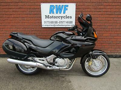 Honda NT650V DEAUVILLE, 1999 T REG, ONLY 5,673 MILES FROM NEW, MINT COND