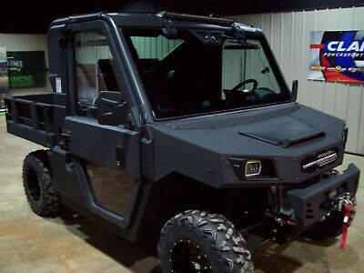 2020 Warrior MAX 1000, 4x4, full cab, heat and A/C, STEEL, fully loaded, HVAC