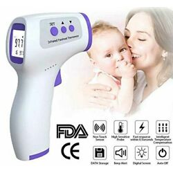 Kyпить Digital LCD Infrared Thermometer Non-Contact Forehead Baby Adult Temperature Gun на еВаy.соm