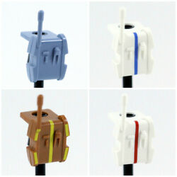 Custom Clone RANGED BACKPACK for Minifigures -Star Wars -Pick your Color! CAC