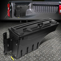 Kyпить FOR 15-20 FORD F-150 PICKUP TRUCK BED WHEEL WELL STORAGE TOOL BOX W/LOCK LEFT на еВаy.соm