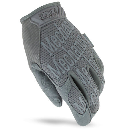 img-Mechanix The Original Gloves Tactical Military Police Security Lightweight Grey