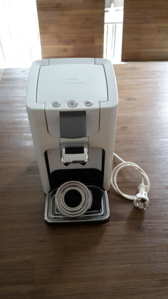 Philips-HD7860  Senseo® Quadrante Kaffeepadmaschine, weiss**
