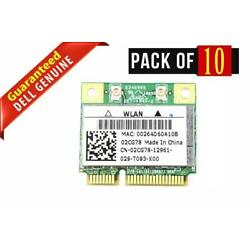 Lot of 10 Dell Inspiron 1121 HP 2000 Wireless Card BCM94313HMGB 657325-001 2CG78