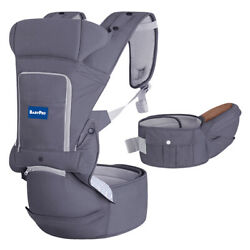 Kyпить BabyPro Baby Carrier with Hip Seat, Ergonomic Positions Front and Backpack на еВаy.соm