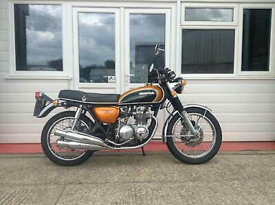 1974 Honda CB500 4 CB500 Petrol Manual