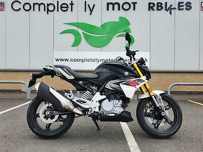 2019 BMW G310 R - VERY CLEAN EXAMPLE - ONLY 1621 MILES FROM NEW!