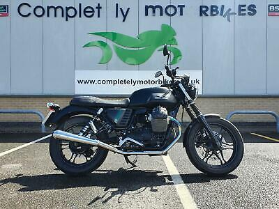 MOTO-GUZZI V7 STONE 2016 - VERY CLEAN EXAMPLE - ONLY 6955 MILES