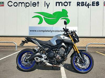 YAMAHA MT-09SP 2019 - ONE OWNER - ONLY 3491 MILES!