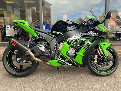 Kawasaki ZX10R KRT Edition 2016 / 16 Green *Free UK Mainland Delivery* ZX-10
