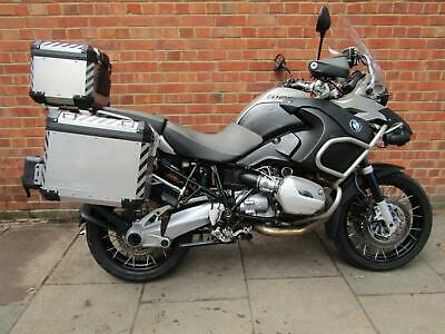 2009 BMW R 1200 GS ADVENTURE FULLY LOADED 1 OWNER GREAT TOURING BIKE