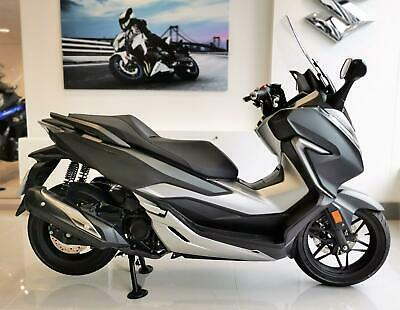 2020 Honda Forza 300 with only 565 miles