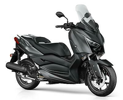 2020 Yamaha X-MAX 125 ABS Scooter in Sonic Grey with Keyless Ignition