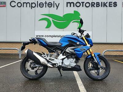 BMW G310 R 2018 - ONE OWNER - ONLY 1759 MILES!