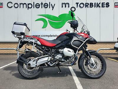BMW R1200GS ADVENTURE 2009 - ONLY 11609 MILES FROM NEW!