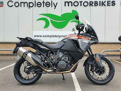 KTM 1290 SUPER ADVENTURE S 2017 - ONE OWNER - VERY CLEAN EXAMPLE