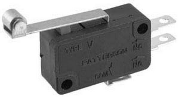 Italie03038224 Microswitch  With Lever Long And Roller