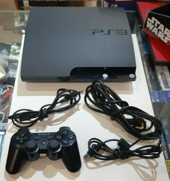 Console Sony Playstation 3 PS3 Slim 120 GB USATO GARANTITO