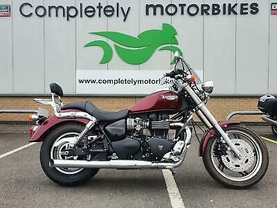 TRIUMPH SPEEDMASTER 2007 - ONLY 582 MILES FROM NEW!