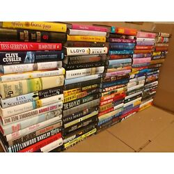 Kyпить Lot of 10-LBS Hardcover INSTANT COLLECTION GENERAL FICTION HB Book MIX GENRE SET на еВаy.соm