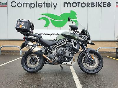 TRIUMPH TIGER EXPLORER XCA 2016 - ONLY 5100 MILES