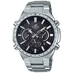 Kyпить 2018 NEW CASIO watch EDIFICE radio solar Men's chronograph EQW-T660D-1AJF на еВаy.соm