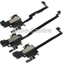 For iPhone XR XS XS Max Proximity Sensor Ear Speaker Earpiece Flex Cable Replace